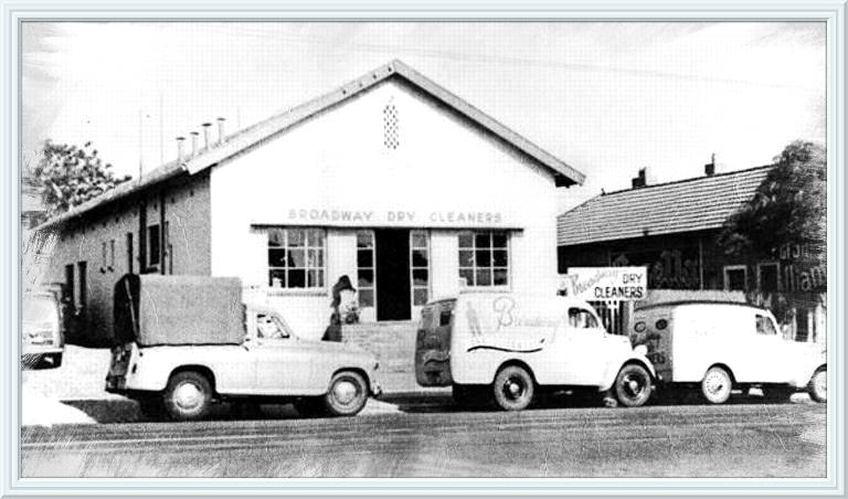 History Of Broadway Dry Cleaners